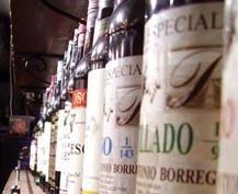 La mayor oferta de vinos de Jerez y Manzanilla se encuentra en Japón