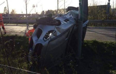 Dolorpasión™: el Mercedes-AMG GT S  que frenaba con postes de luz