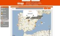 Nimaps, comunidad de usuarios geoposicionados