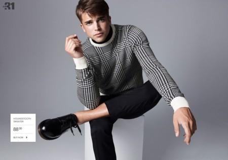 Blanco y negro en versión mod; una tendencia que arrasa