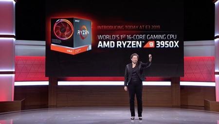 AMD vuelve a golpear con el Ryzen 9 3950X, el primer procesador de 16 núcleos para gaming y las nuevas Radeon 'Navi' RX 5700 XT