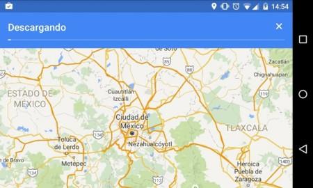 Google Maps finalmente ofrece navegación sin conexión en su versión 9.17