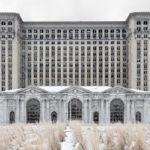 'Detroit', Jennifer Garza-Cuen fotografía la decadente metrópolis automovilística