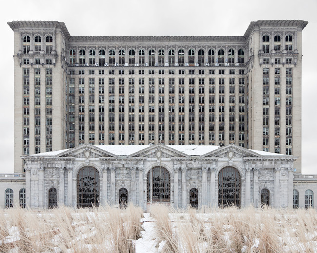 Untitled Depot Detroit Mi