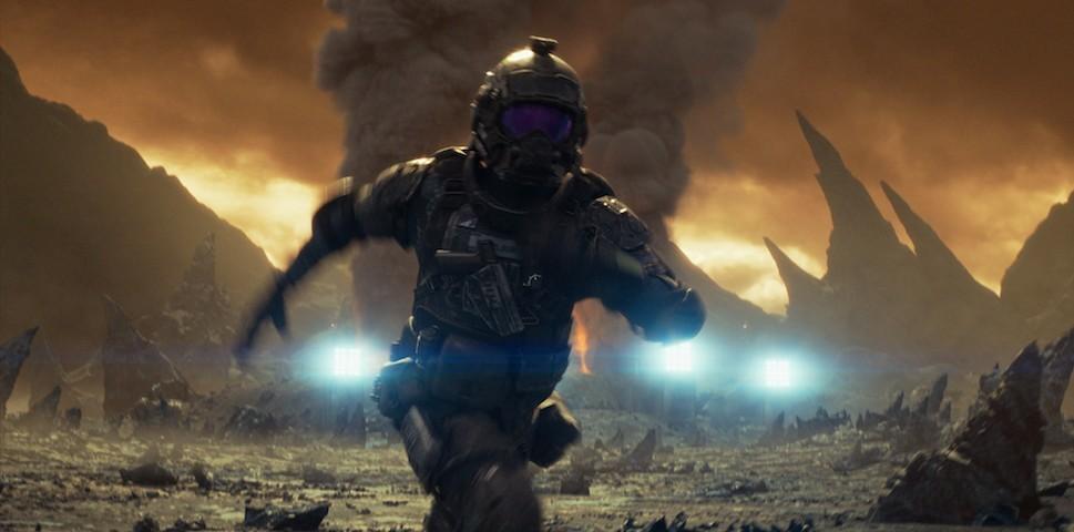 Foto de 'Love, Death & Robots': imágenes de la antología de animación de Netflix (11/15)