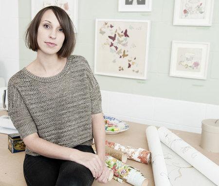 Claire Coles diseñadora