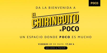 El Chiringuito de POCO, un evento para fans con el POCO M3 Pro 5G como protagonista