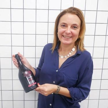 Ha fabricado una cerveza con uva Tempranillo que busca competir con el champán a 22 euros la botella