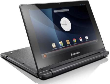 Lenovo IdeaPad A10, el portátil convertible Yoga de la compañía en versión Android