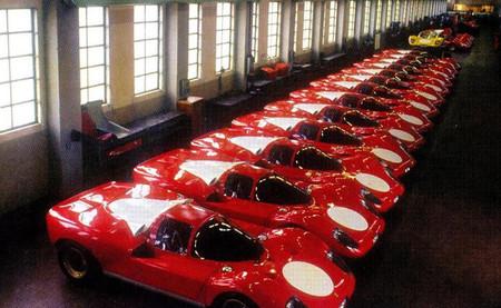 La familia política de la Scuderia Ferrari (Sport-Prototipos)