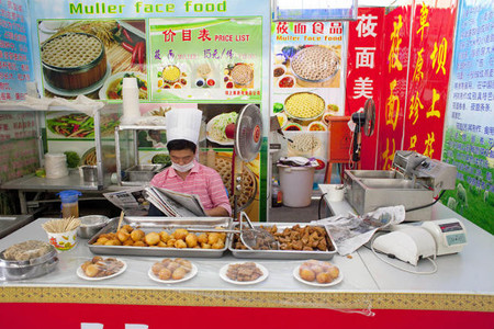 Fast Food en China