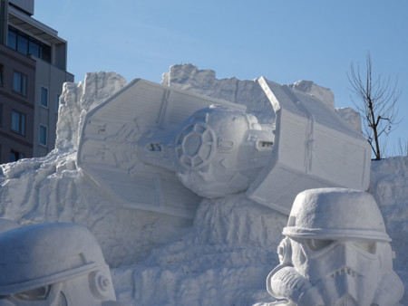 Star Wars Japan Snow Festival 3