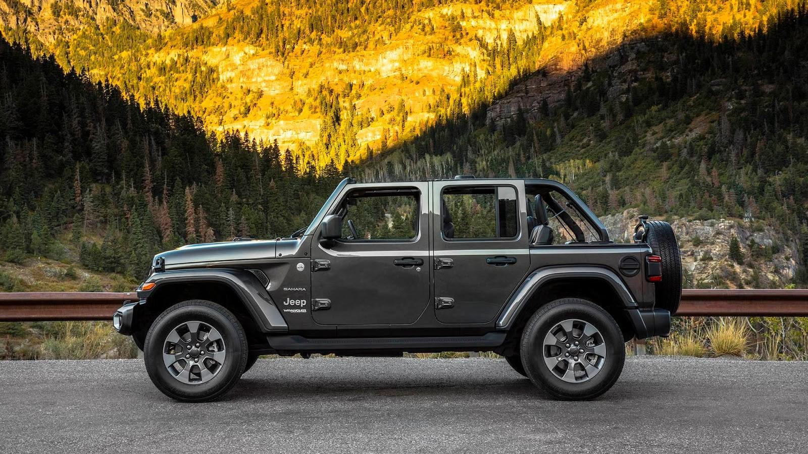 Foto de Jeep Wrangler 2018 (21/114)