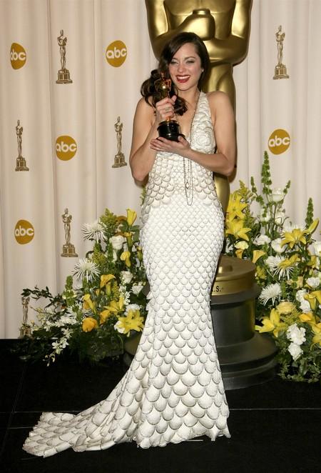 Marion Cotillard Oscar 2007