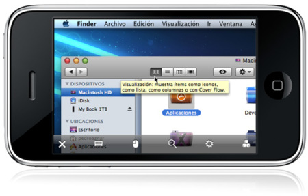 LogMeIn Ignition para iPhone, a fondo