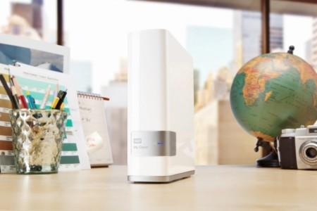 Western Digital presenta My Cloud, un disco duro de red para nuestra nube personal