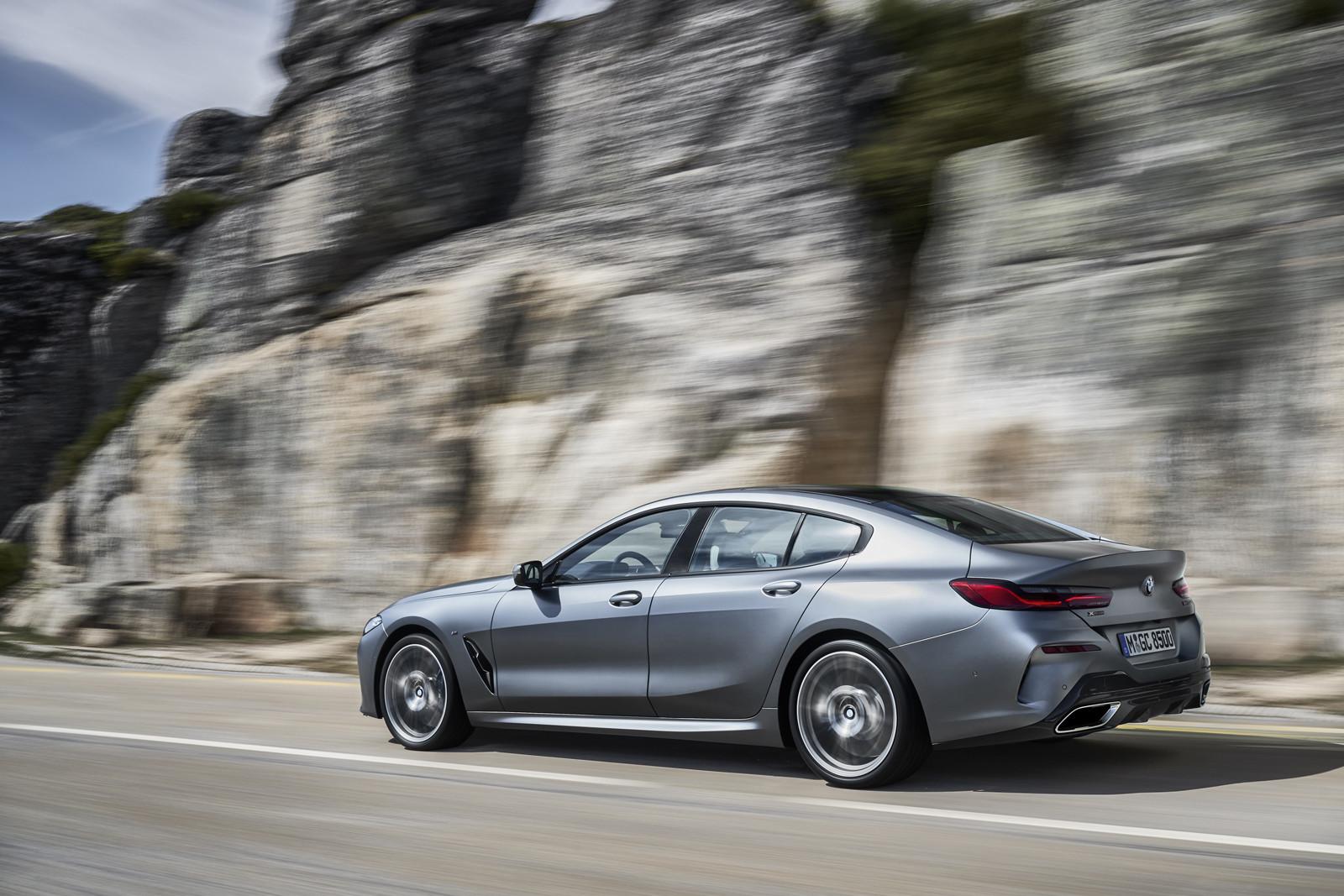 Foto de BMW Serie 8 Gran Coupé (presentación) (106/159)