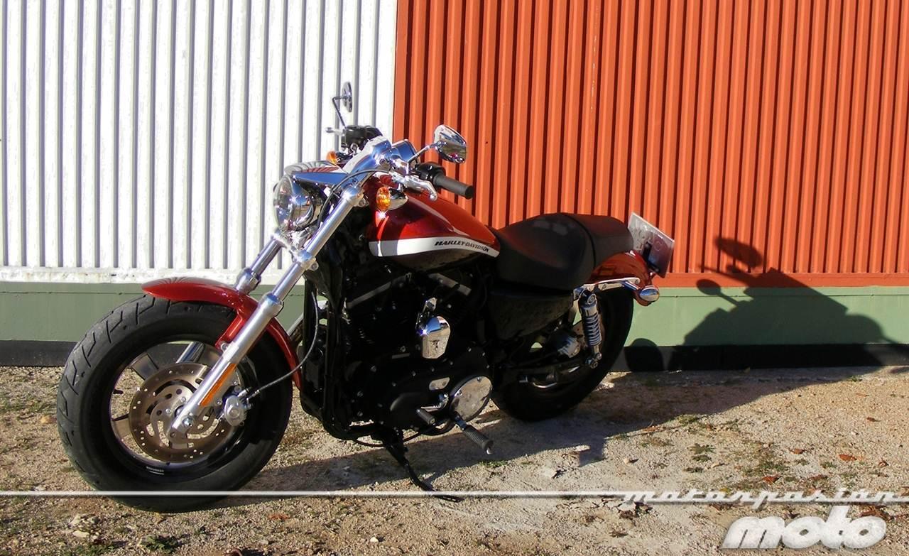 Foto de Harley-Davidson XR 1200CA Custom Limited (11/65)