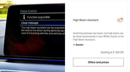 """¿Conducción más segura? 10 dólares extra al mes: el futuro del coche se encamina hacia el modelo """"freemium"""""""