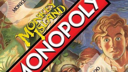 Imagen de la semana: el Monopoly del 'Monkey Island'