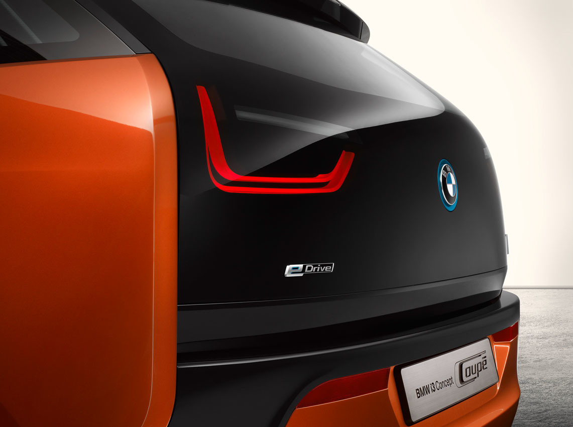 Foto de BMW i3 Concept Coupé (12/25)