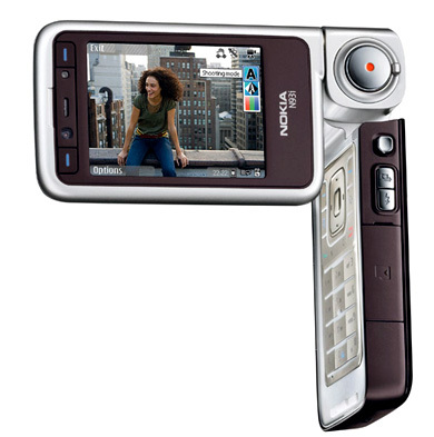 Nokia N93i ya tiene anuncio