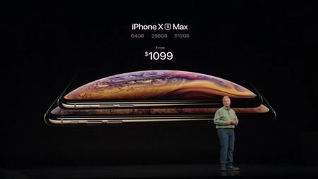 Precio iPhone Xs