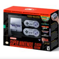 SNES Classic Edition: así es la nueva versión de la popular consola de videojuegos
