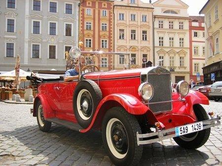 coche Praga