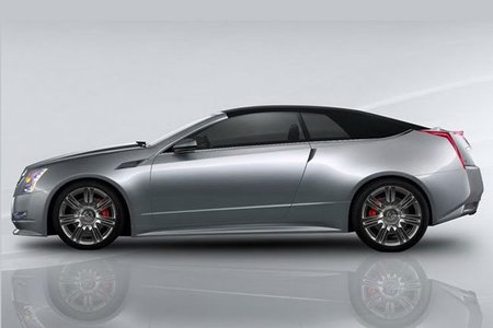 Droptop Customs Cadillac CTS Convertible