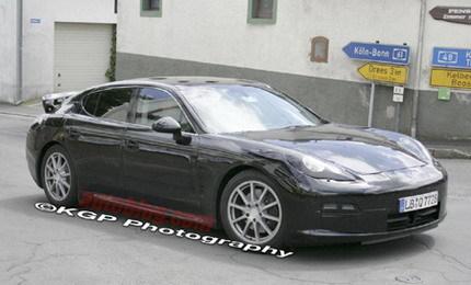 Porsche Panamera, poco a poco lo vamos viendo... ¿y nos va gustando?