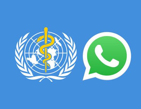 La Alerta Sanitaria de la OMS en WhatsApp ya está en español: así puedes suscribirte y evitar bulos