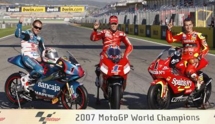Los campeones de 2007