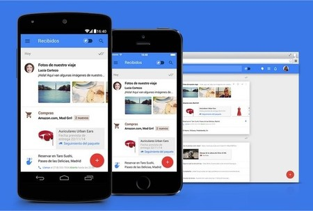 Inbox prepara más funciones y podría sustituir Gmail en un futuro
