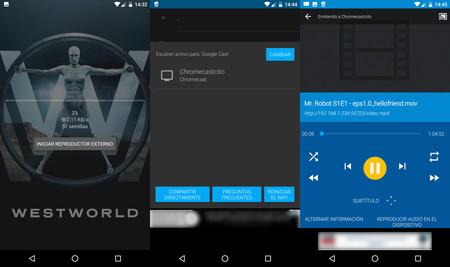 Popcorn Time Android Chromecast