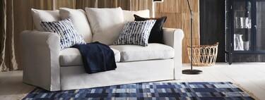 8 sofás y sillones cama de Ikea para que tu casa sea más funcional