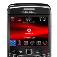 BlackBerry Bold 9700 con Vodafone