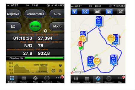 Aplicaciones deportivas: Ciclista, una app con el espíritu de un entrenador de élite.