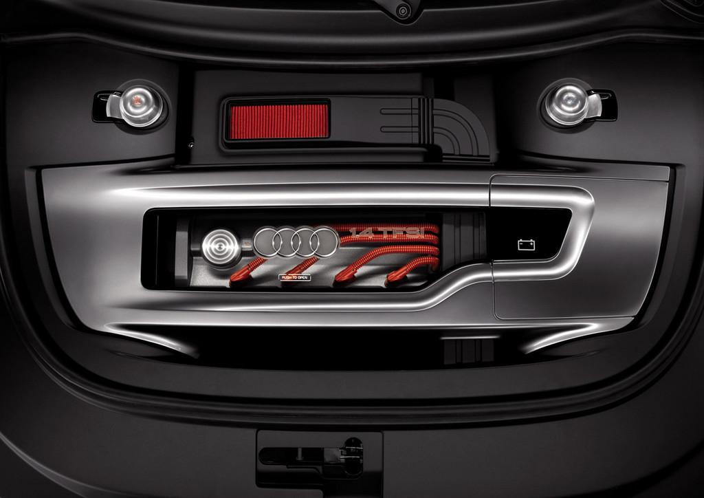 Foto de Audi A1 Metroproject Quattro Concept (20/35)
