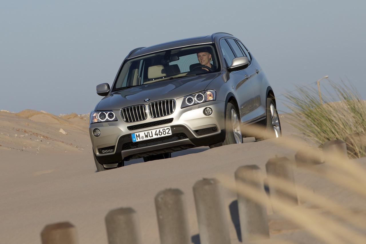 Foto de BMW X3 2011 (70/128)