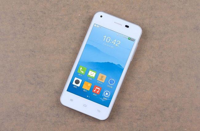 JiaYu F1 es el smartphone por menos de 50 dólares