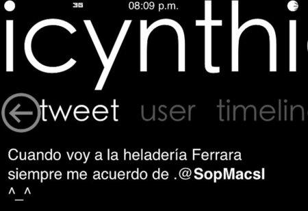 Maha, el cliente de Twitter que nos demuestra como portar el estilo de Windows Phone 7 a iOS