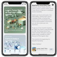 Apple ofrecerá una sorpresa diaria a través de la App Store del 24 al 29 de diciembre