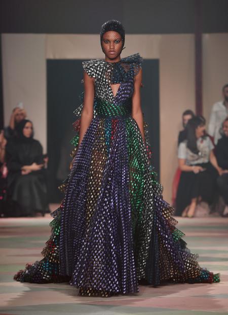 Dior Haute Couture Spring Summer2019 Dubai Look 84