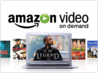 Amazon Video On Demand, streaming en el ordenador y en el televisor