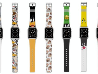 Bugs Bunny aterriza en Apple Watch con estas correas de Looney Tunes