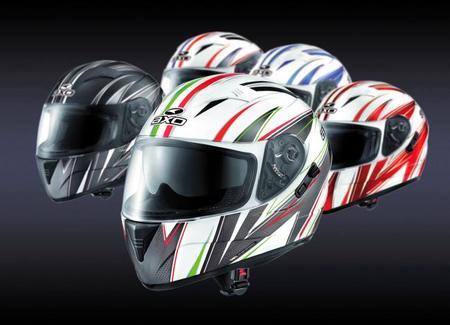 AXO Goblin Wave: nuevo diseño para el integral más vendido de la marca