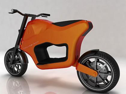Thunderbolt, un nuevo prototipo de scooter eléctrico