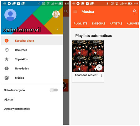 Como Descargar Musica De Spotify O Google Play Music En Tu Movil