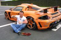 Tragicomedia en Paul Ricard con Gemballa Mirage GT de protagonista